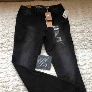 Black Skinny Jeans from Hippie Laundry